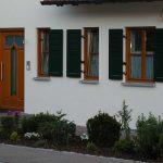 Fenster Einfamilienhaus