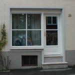 Fenster und Eingangstüre